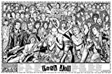 Punk Jam Poster 36 x 24in