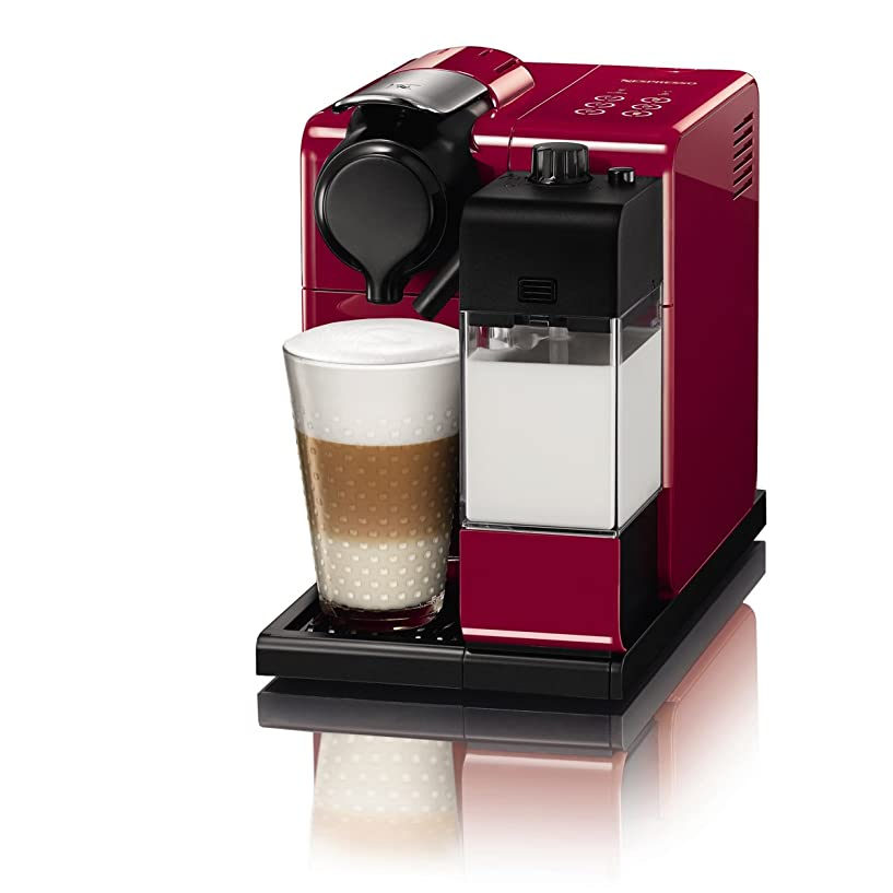 ネスプレッソ コーヒーメーカー ラティシマ?タッチ レッド F511RE
