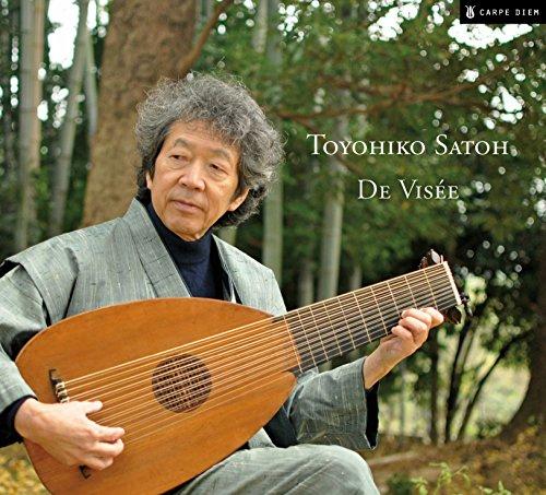 Toyohiko Satoh: De Visée / Toyohiko Satoh, Guitarra