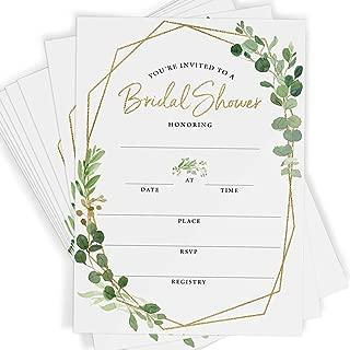 Best wedding invitations greenery Reviews