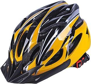 Bicycle Helmets Matte Black Men Women Cycling Helmet Back Light Mtb Mountain Road Bike Integrally Molded Bicycle Helmets-Y...