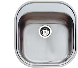 Teka - Sink with One Basin Teka 7007 STYLO 1C Stainless steel