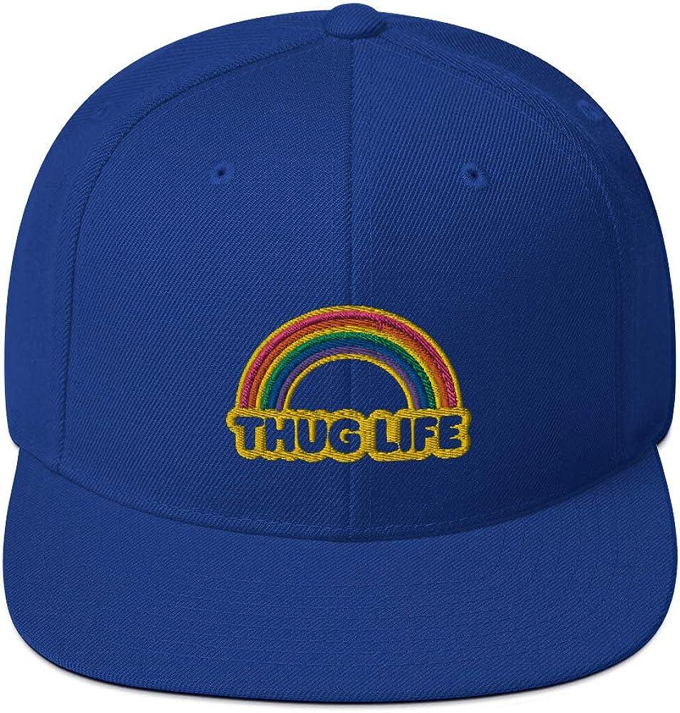 Art by Ray Thug Life Snapback Hat
