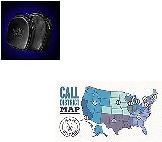 Bundle - 2 Items - Heil Sound Travel bag for Pro-set headsets and Ham Guides TM Pocket Reference Card