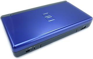 Nintendo DS Lite Console Handheld System Black and Blue / Refurbished