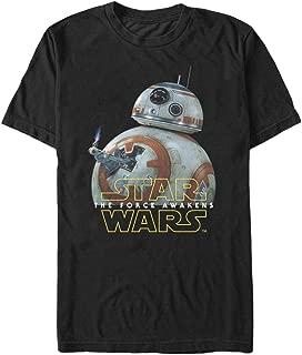 Star Wars The Force Awakens Men's BB-8 Lighter Thumbs Up T-Shirt