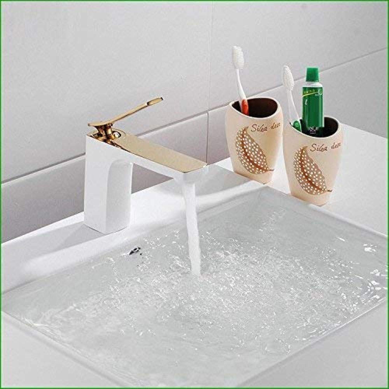 360 ° drehbaren Wasserhahn Retro Wasserhahn Küchen-Mischbatterie Bad Becken Waschbecken Mischbatterie Wasserhahn