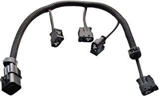 Michigan Motorspots Ignition Coil Pigtail Connector Complete Wiring Harness Assembly Fits 2006-2011 Hyundai Accent 1.6L 2006-2011 Kia Rio 1.6L 2006-2011 Kia Rio5 (Replaces 27350-26620) … B018OB46BA