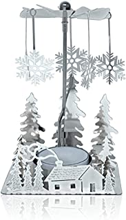 Best christmas rotary candle holder Reviews