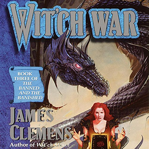 Wit'ch War audiobook cover art