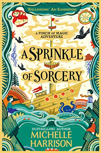 A Sprinkle of Sorcery (A Pinch of Magic Adventure) (English Edition)