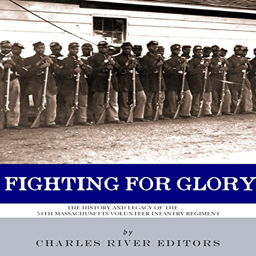 Fighting for Glory audiobook cover art