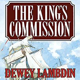 The King's Commission audiobook cover art