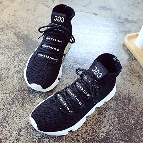 GUNAINDMX chaussures Socks nouveau Spbague All-Match Sports Stretch Gauze FonctionneHommest chaussures