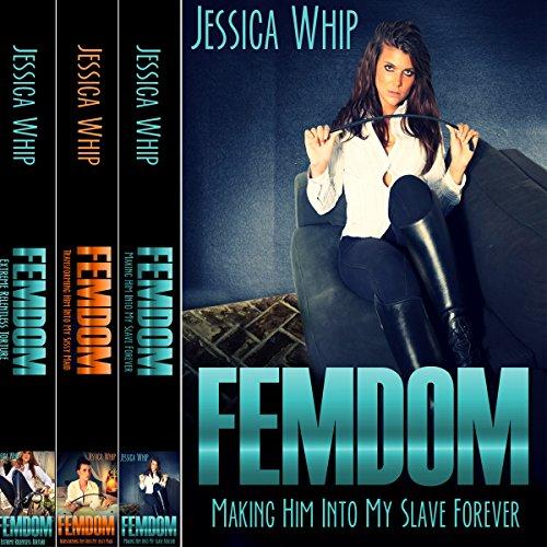 Femdom: 3 Manuscripts audiobook cover art