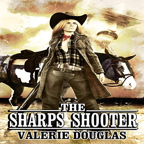 The Sharps Shooter audiobook cover art