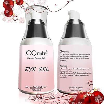 Eye Gel, QQ Cute Day  Night Anti-Aging Eye Trea...
