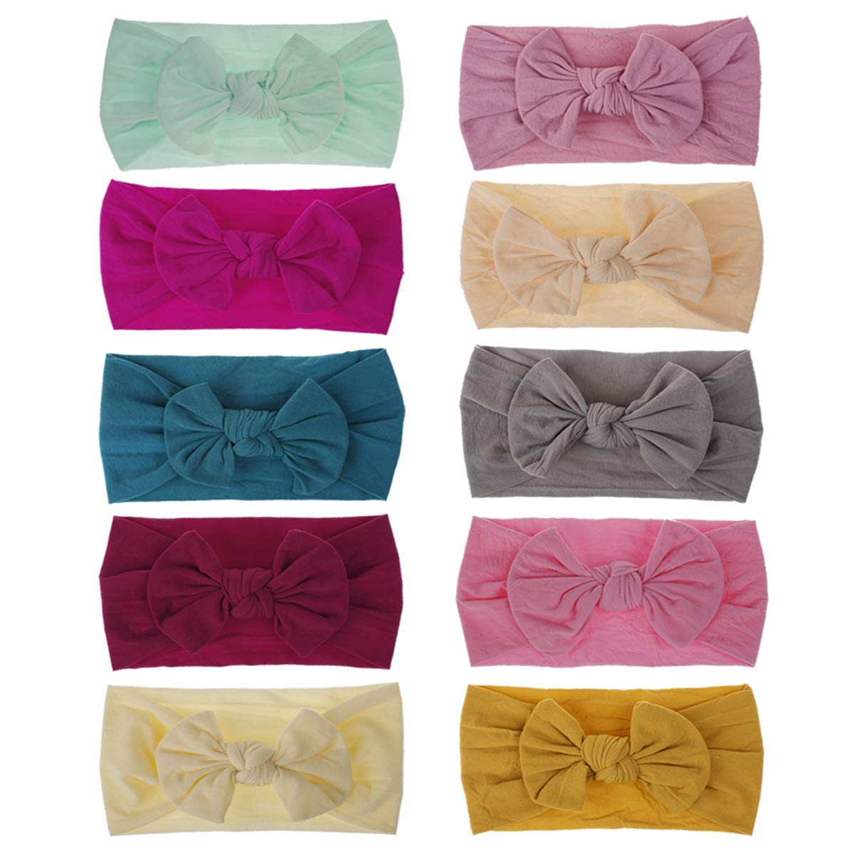 Baby Girl Headbands Newborn Infant Brand new Ch and New York Mall Toddler Bows Hairbands
