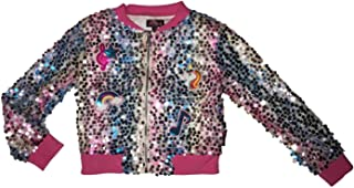 JoJo Siwa Girls Square Sequin Jacket 4-16
