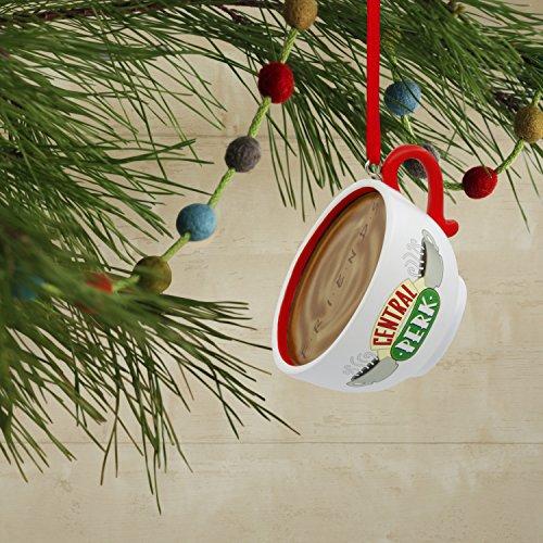 Hallmark Christmas Ornament Friends Central Perk