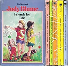 Judy Blume and You: Friends for Life (Boxed Set - Superfudge; Are You There God? It's Me, Margaret; Tales of a Fourth Grad...