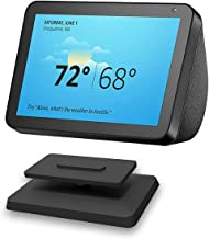 Stand for Echo Show 8, AutoSonic Adjustable Stand Mount Accessories for Amazon Alexa Smart Home Speaker, Magnetic Attachme...