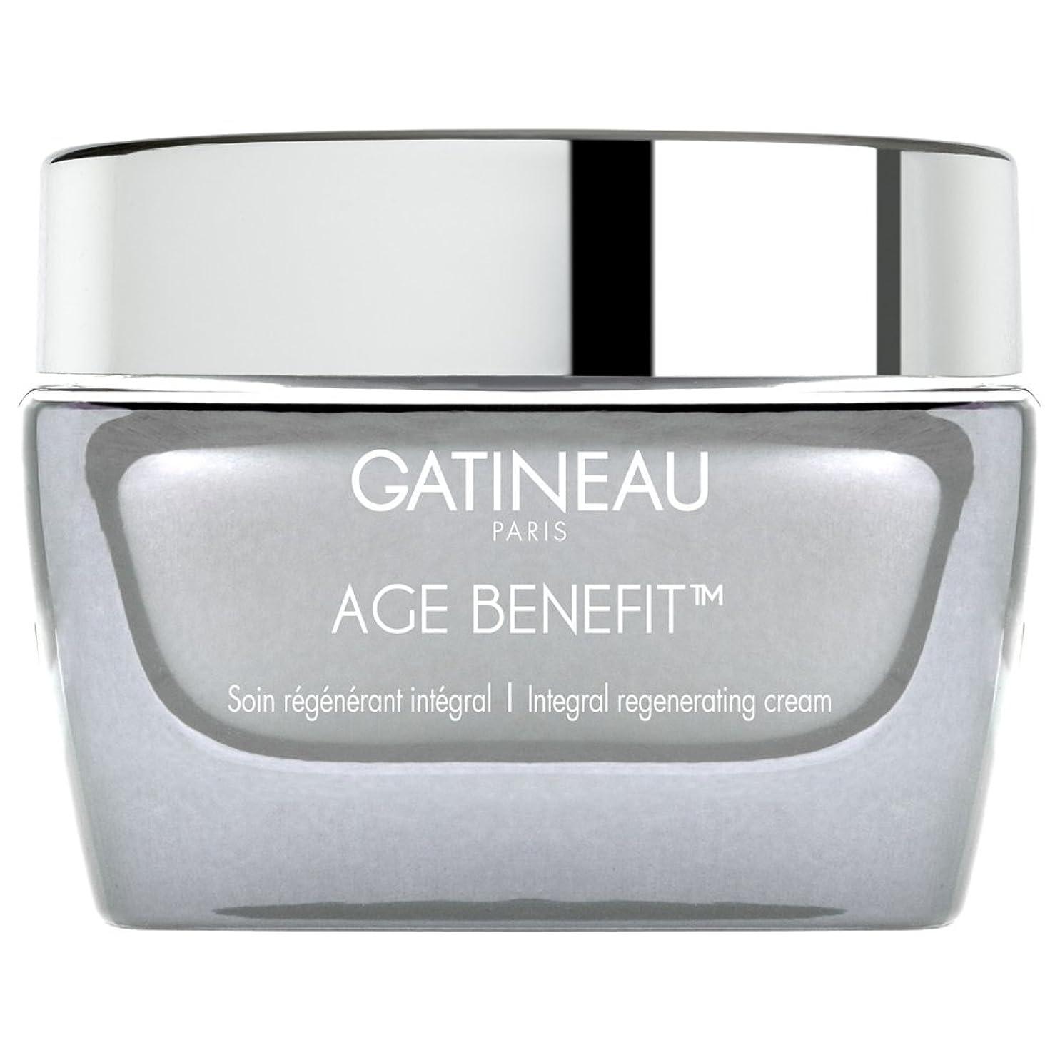 レンドペン徴収クリームを再生ガティノー年齢給付、50ミリリットル (Gatineau) (x6) - Gatineau Age Benefit Regenerating Cream, 50ml (Pack of 6) [並行輸入品]
