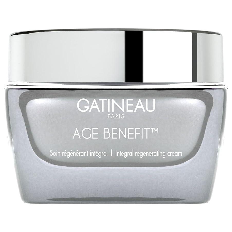 導体メロドラマ残り物クリームを再生ガティノー年齢給付、50ミリリットル (Gatineau) (x6) - Gatineau Age Benefit Regenerating Cream, 50ml (Pack of 6) [並行輸入品]