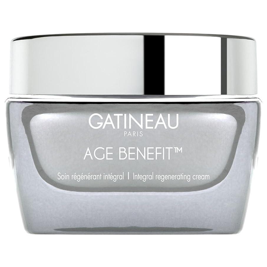 肥満床トランスミッションクリームを再生ガティノー年齢給付、50ミリリットル (Gatineau) (x6) - Gatineau Age Benefit Regenerating Cream, 50ml (Pack of 6) [並行輸入品]