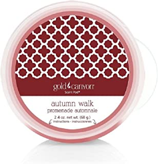 Gold Canyon Candles Scent Pod Wickless Candle (Autumn Walk)