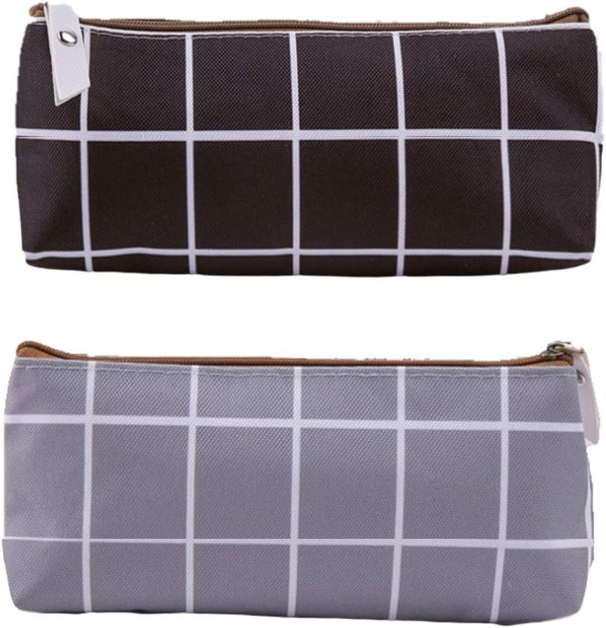 Nylon Pouch Bag Case with Ranking TOP11 Zipper for 2021 new 2 Stationery Set of - Pens