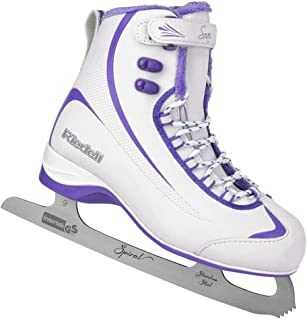 Riedell Skates - 625 Soar - Recreational Soft Beginner Figure Ice Skates