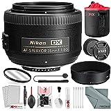 Nikon AF-S DX NIKKOR 35mm f/1.8G Lens, Basic...