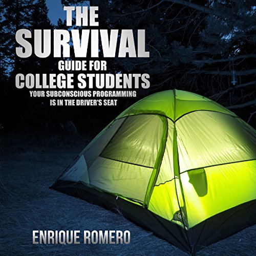 The Survival Guide for College Students audiobook cover art