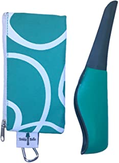 Best The Tinkle Belle Female Urination Device | Portable Urinal with Case! Stand to Pee While Staying Fully Clothed! Easy, Compact, Reliable for Hiking/Camping/Travel/Concerts/Festivals/Dirty Toilets Review