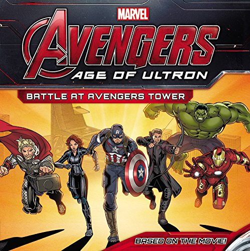 Battle at Avengers Tower