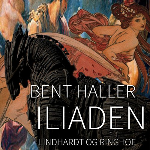 Iliaden audiobook cover art