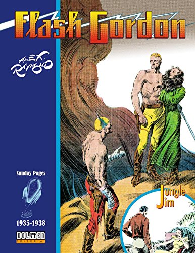 Flash Gordon & Jim de la Jungla 1935-1938 (Sin fronteras)