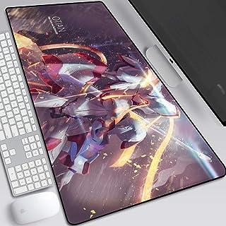 DARLING in the FRANXX ダーリン・イン・ザ・フランキス 大型鼠标垫 桌布 动画 热门 电脑 周边机器 漫画 游戏 防滑 时尚 70x30cm-C_800X300X3MM