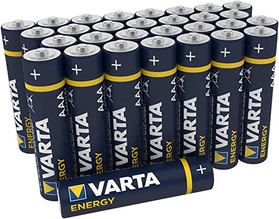Varta Energy Aaa Micro Lr03 Batterie 24er Pack