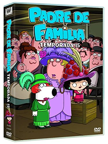 Padre De Familia Temporada 15 [DVD]