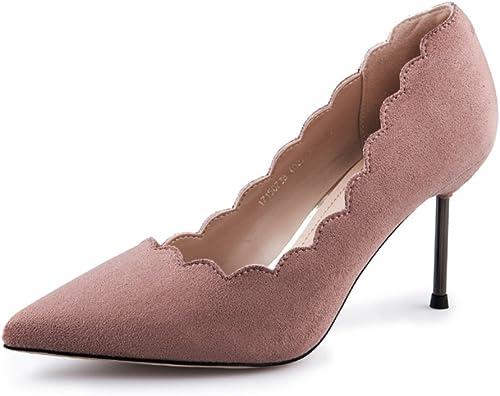 MET RXL Chaussures en en Daim De Printemps Chaussure Toe Dame, Chaussures.