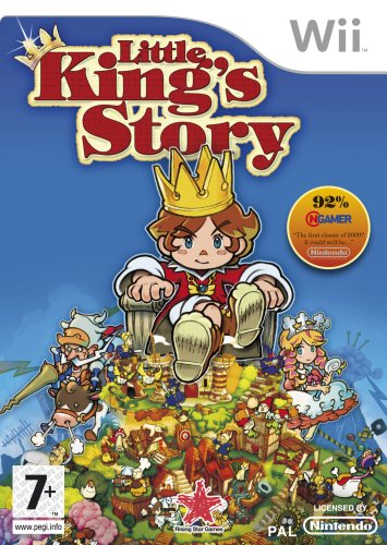 Little Kings Story (Wii) [Importación inglesa]