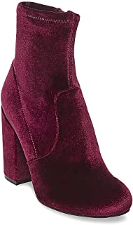 Best steve madden gaze ankle boots red Reviews