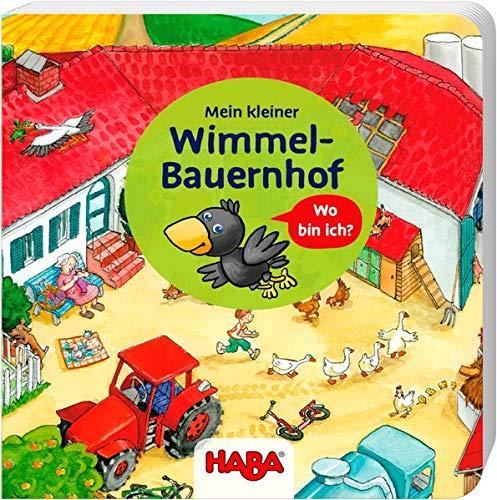 Mein kleiner Wimmel-Bauernhof (HABA Wimmelbücher)