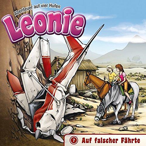 Leonie - Auf falscher Fährte (7): Abenteuer auf vier Hufen. (Abenteuer auf vier Hufen (7), Band 7)