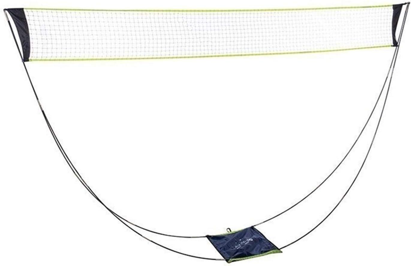 KKLL 3M Portable Badminton Popular popular New color Tennis Net Training Volleyball