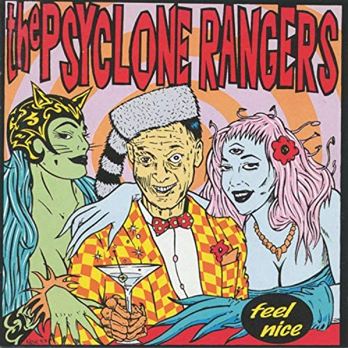 The Psyclone Rangers