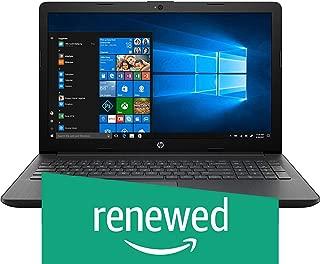 (Renewed) HP 15-da0295TU 2018 15.6-inch Laptop (Pentium Silver N5000/4GB/1TB/Windows 10 Home/Integrated Graphics), Sparkling Black