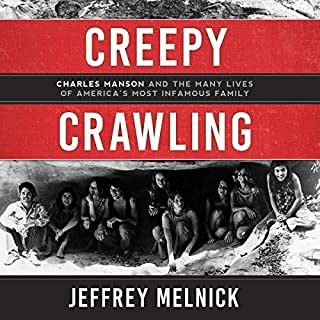 Creepy Crawling cover art
